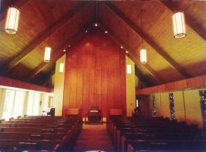 109 chapel inside